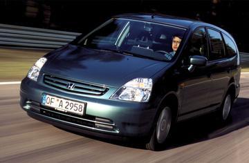Honda Stream 2.0 ES (2001)