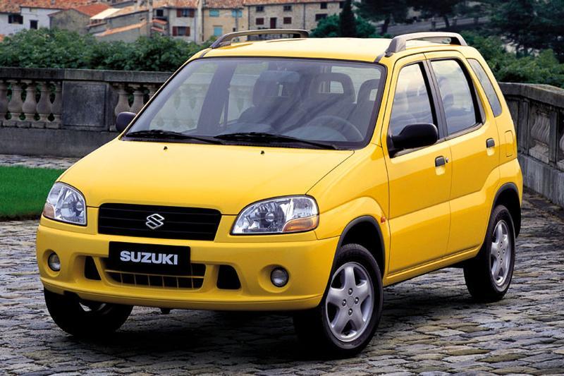 Suzuki Ignis 1.3 GS (2002)