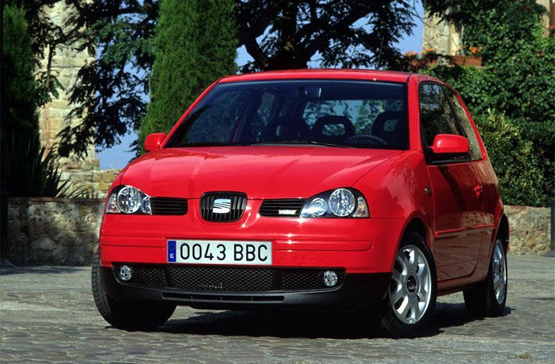 Seat Arosa 1.4 Stella (2004)