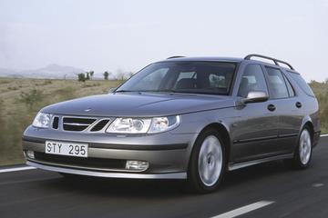 Saab 9-5 Estate 2.3 Turbo Aero (2005)