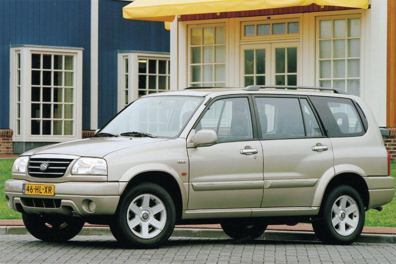 Suzuki Grand Vitara XL-7 2.7 V6 (2002)