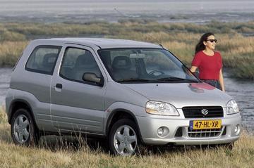 Suzuki Ignis 1.3 GL (2004)