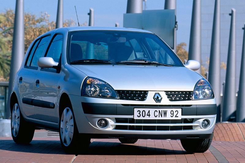 Renault Clio 1.4 16V Dynamique (2003)