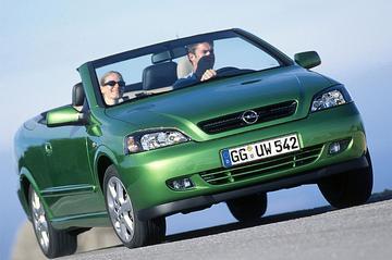 Opel Astra Cabrio 2.2i-16V (2002)