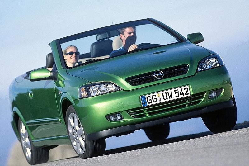 Opel Astra Cabrio 1.6i-16V (2003)