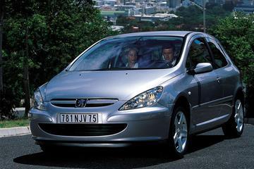 Peugeot 307 XS 2.0 HDI 90pk (2003)