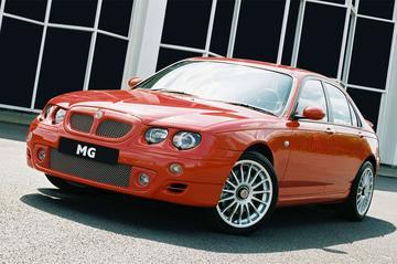 MG ZT 135 CDTI (2003)