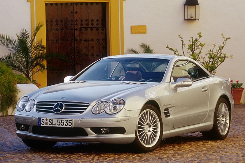 Mercedes-Benz SL 55 AMG (2002)