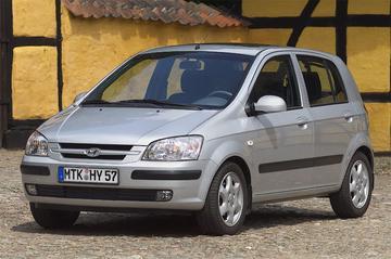 Hyundai Getz 1.5 CRDi GLS (2003)