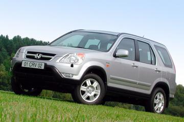 Honda CR-V 2.0i ES (2002)