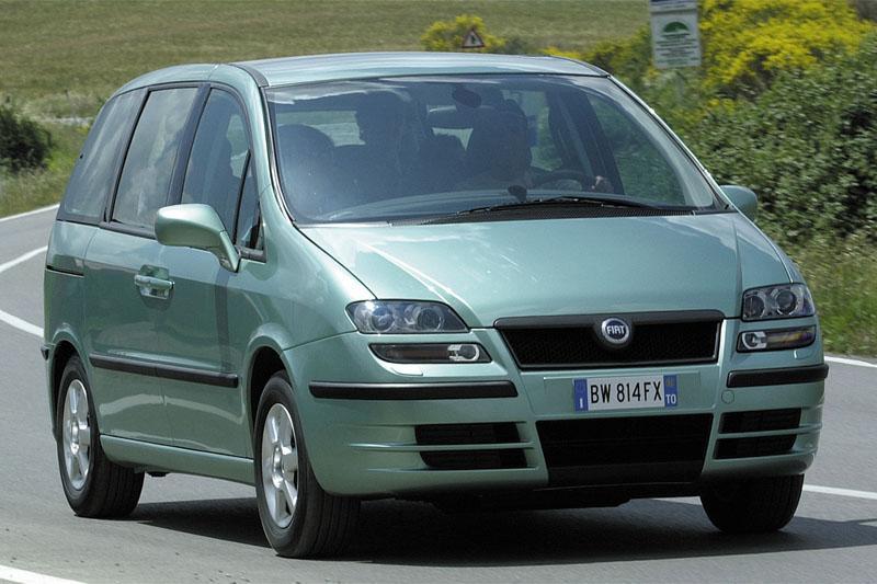 Fiat Ulysse 2.0 16v JTD Emotion (2004)