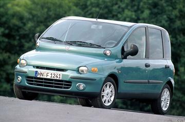 Fiat Multipla 1.6 16v ELX (2003)