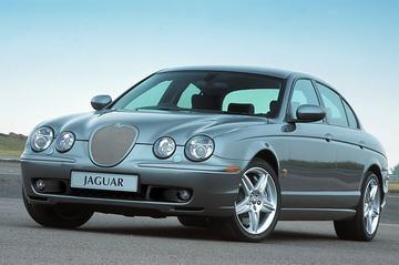 Jaguar S-Type 4.2 V8 SC R (2002)