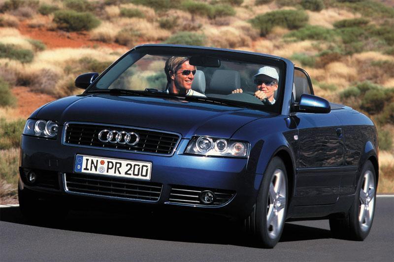 Audi A4 Cabriolet 2.5 TDI (2005)
