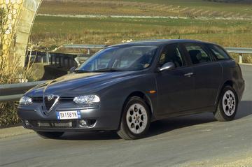 Alfa Romeo 156 Sportwagon 2.0 JTS 16V Distinctive (2003)