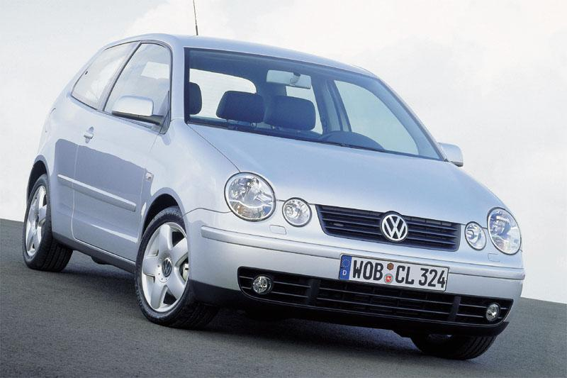 Volkswagen Polo 1.4 16V 75pk Comfortline (2002)