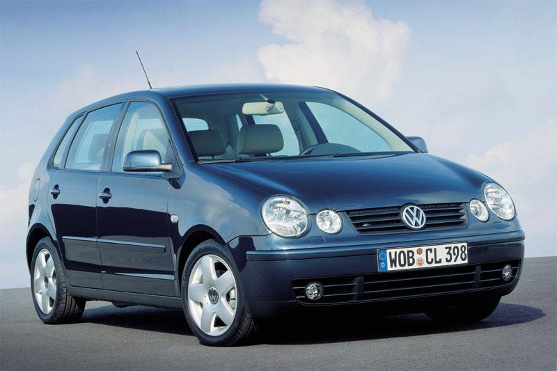 Volkswagen Polo 1.4 16V 75pk Highline (2002)