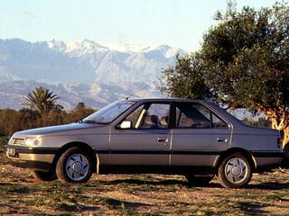 Peugeot 405 GR 1.6i (1991)