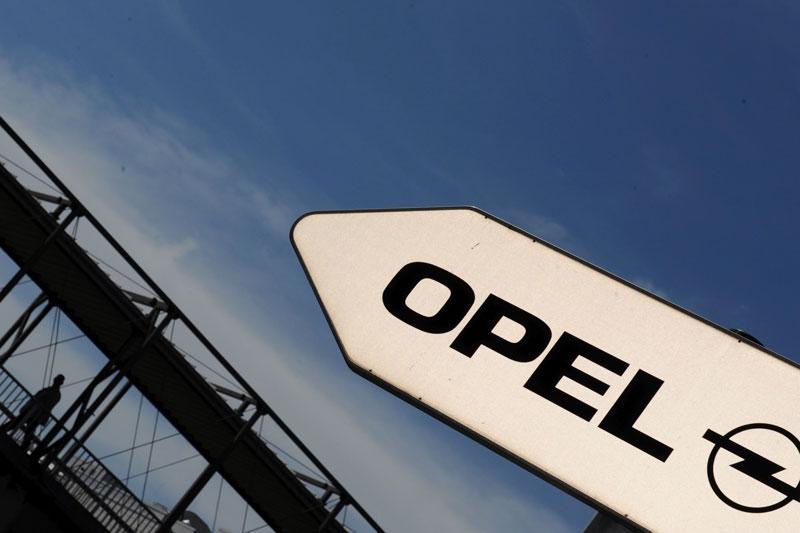 Werktijdverkorting bij Opel