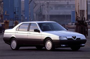 Alfa Romeo 164 3.0 V6 Quadrifoglio (1990)