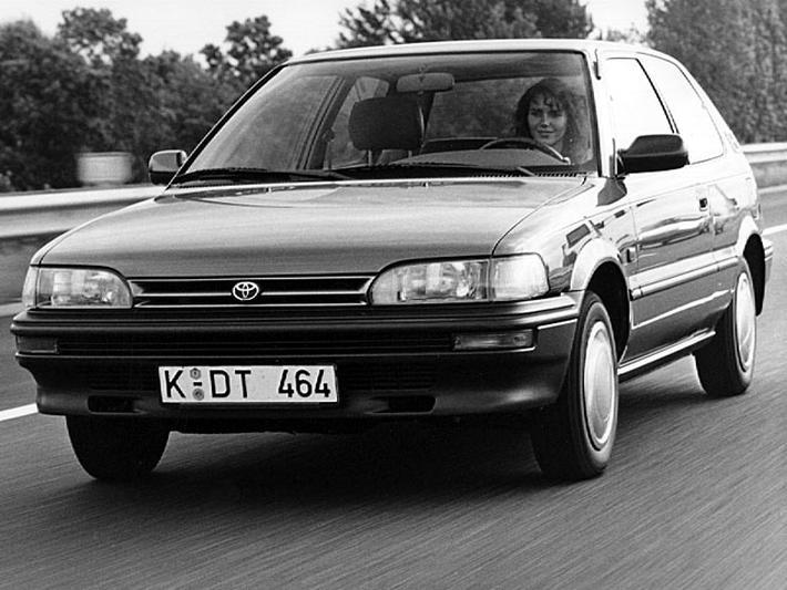 Toyota Corolla 1.3 XL (1987)
