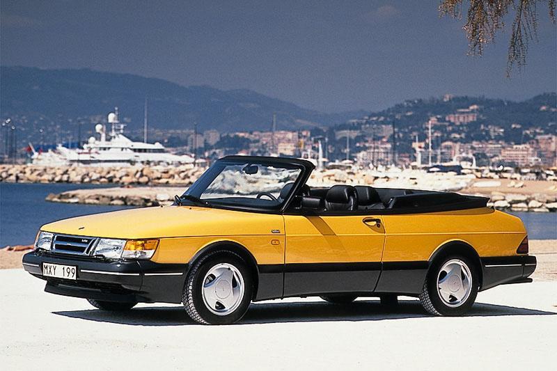 Saab 900 Turbo 16 Cabrio (1992)