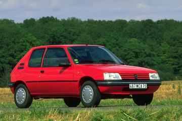 Peugeot 205 XE 1.1 (1989)