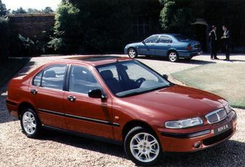 Rover 420 SDi (1999)