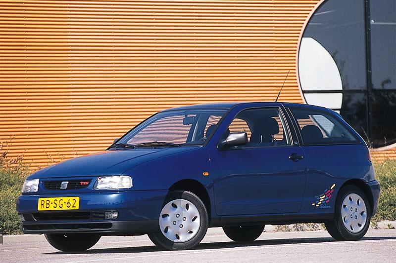 Seat Ibiza 1.9 TDi 90pk GT (1997)
