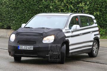 Chevrolet Orlando: het Zafira-alternatief
