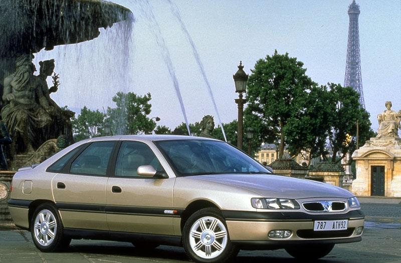 Renault Safrane RTE Alizé 2.0 (1997)