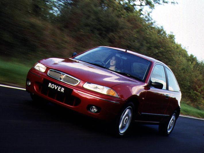 Rover 200 vi (1997)