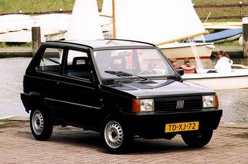 Fiat Panda 1.1 Young (2002)