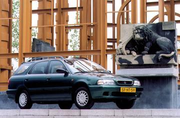 Suzuki Baleno Wagon 1.6 GLX (1997)