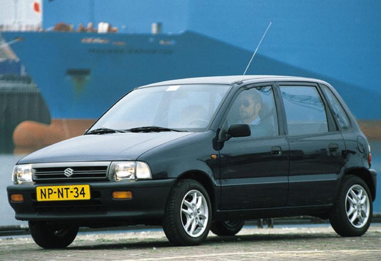 Suzuki Alto 1.0 GL (1998)
