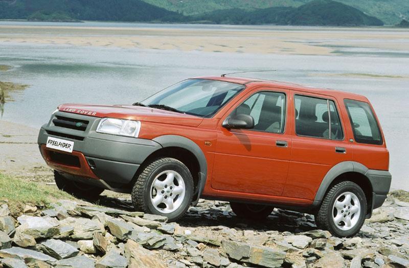 Land Rover Freelander Station Wagon 2.0 Td4 GS (2001)