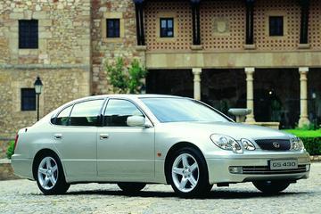 Lexus GS 430 Executive (2001)