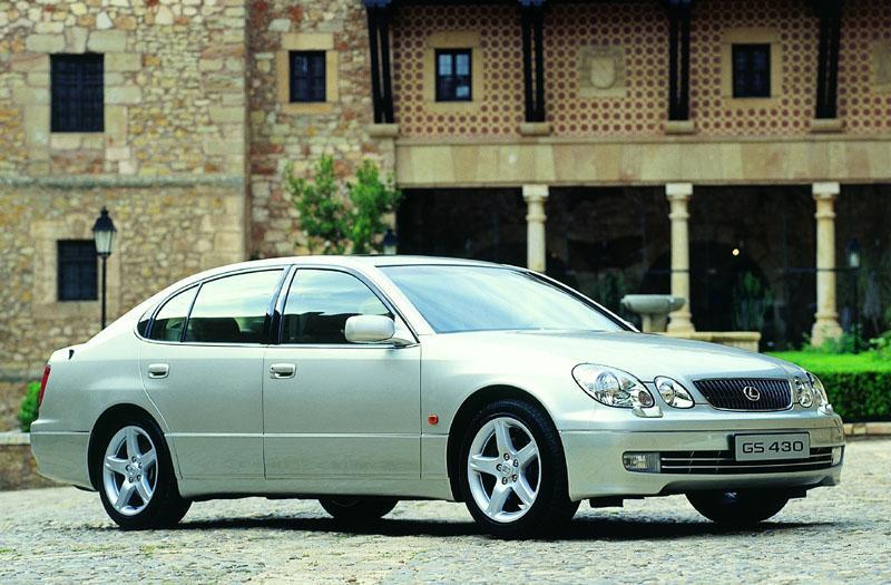 Lexus GS 430 Executive (2004)