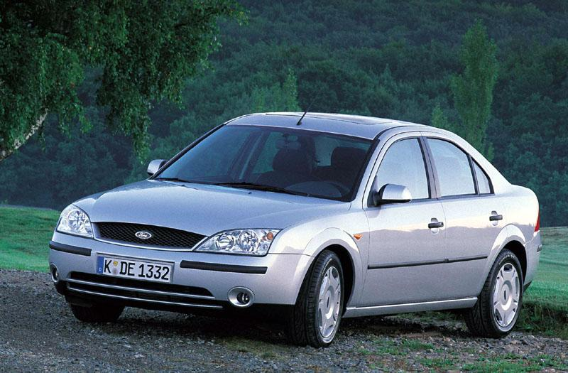 Ford Mondeo 2.0 TDCi 115pk Trend (2003)