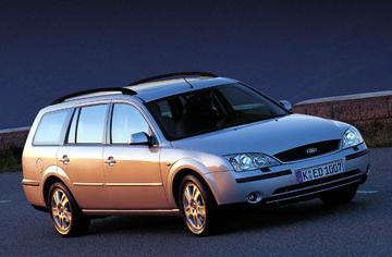 Ford Mondeo Wagon 2.0 TDdi 115pk Ghia (2001)