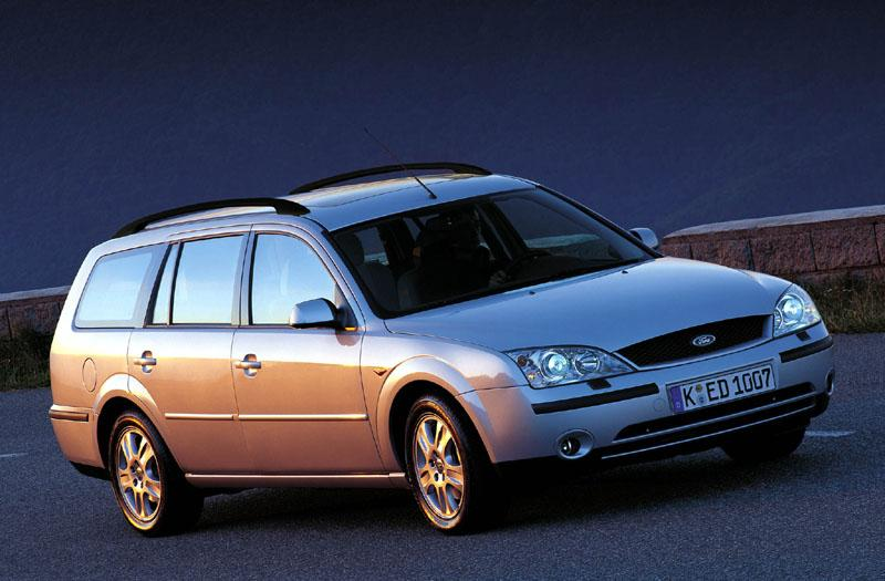 Ford Mondeo Wagon 1.8 16V 125pk First Edition (2001)