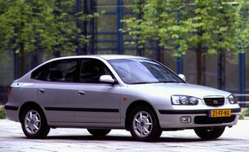 Hyundai Elantra 2.0i Executive (2001)