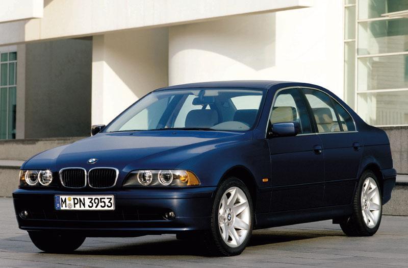 BMW 525d (2003)