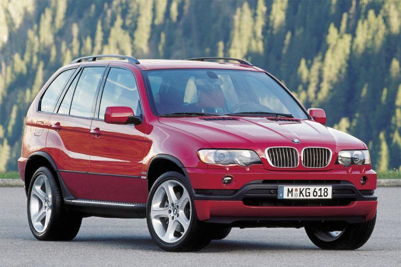BMW X5 4.6is (2002)