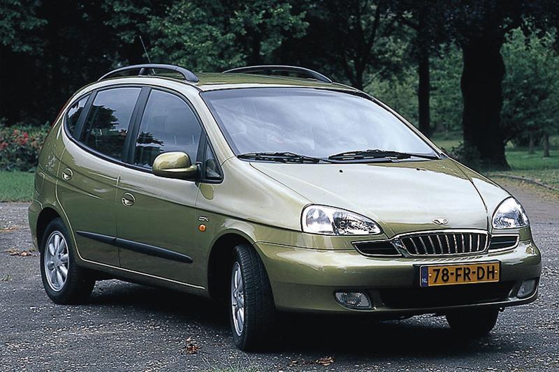Daewoo Tacuma 1.6 Style (2002)