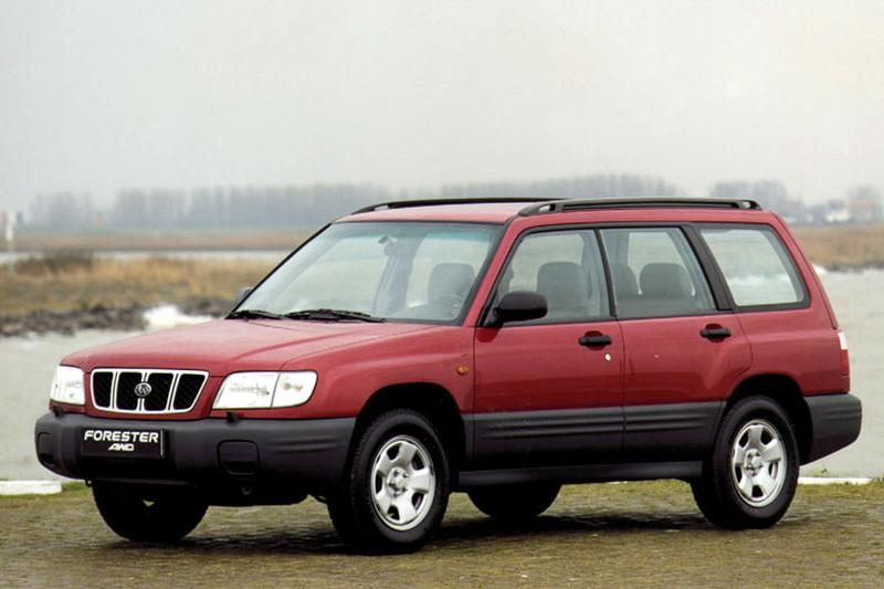 Subaru Forester 2.0 AWD (2002)