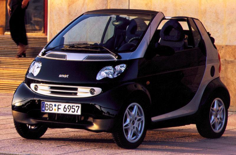 Smart city-coupé cabrio & pulse 55pk (2000)