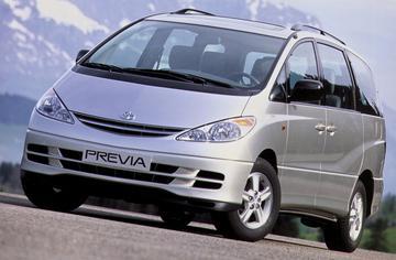 Toyota Previa 2.4 16v VVT-i Linea Luna (2002)