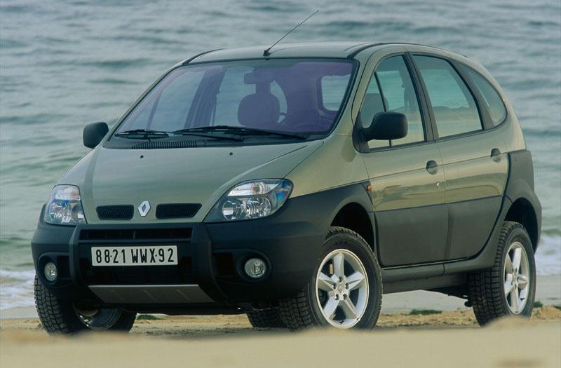 Renault Scénic RX4 2.0 16V Pack (2000)