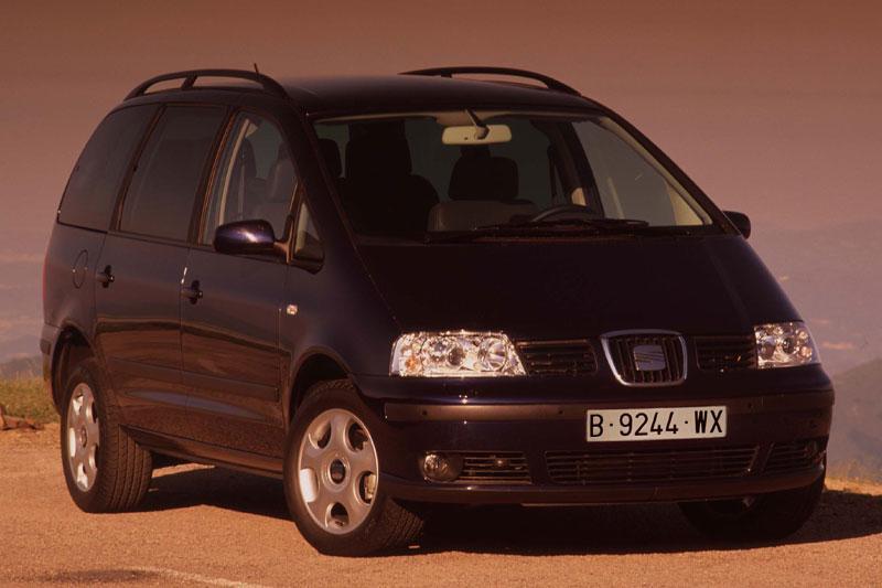 Seat Alhambra 2.0 (2005)
